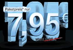 Paketpreis* nur 7,95 € mtl. statt 9,95 €