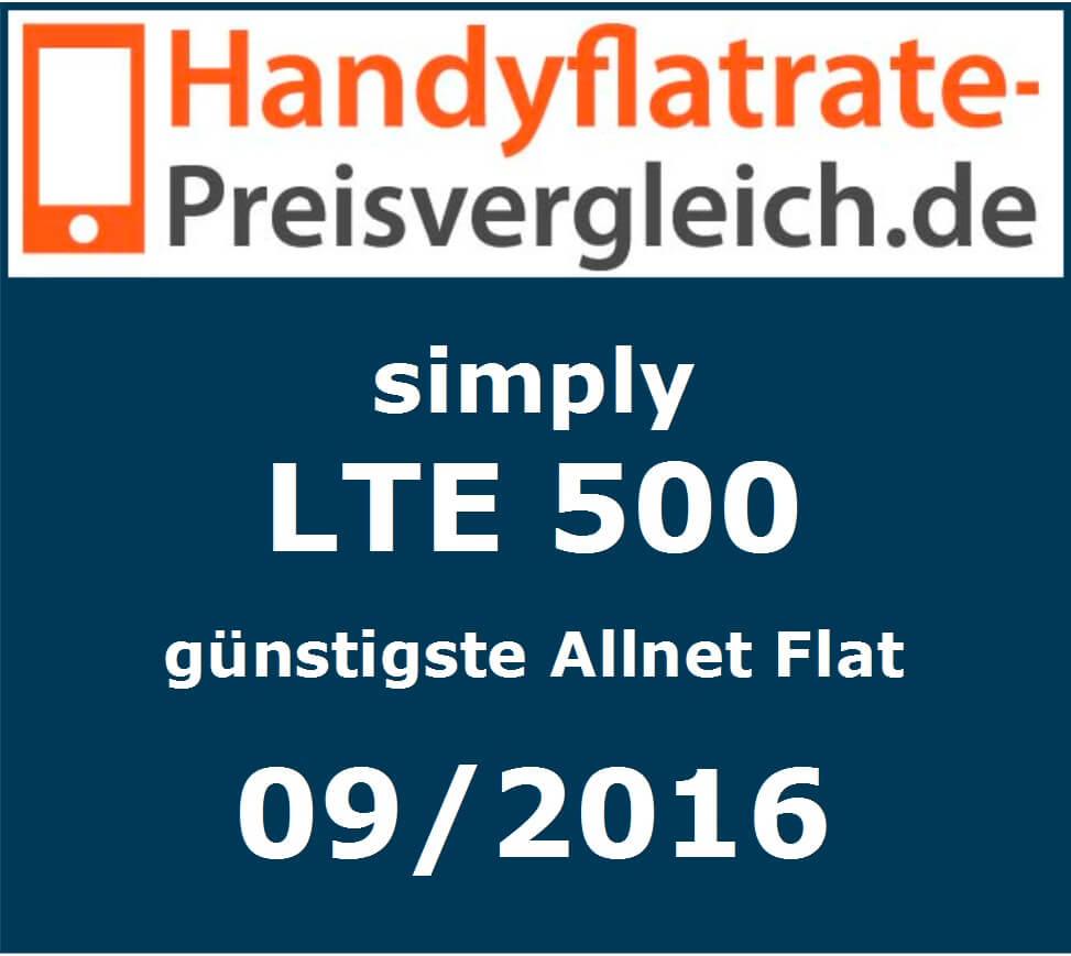 LTE 500 - Handyflatrate-Preisvergleich.de