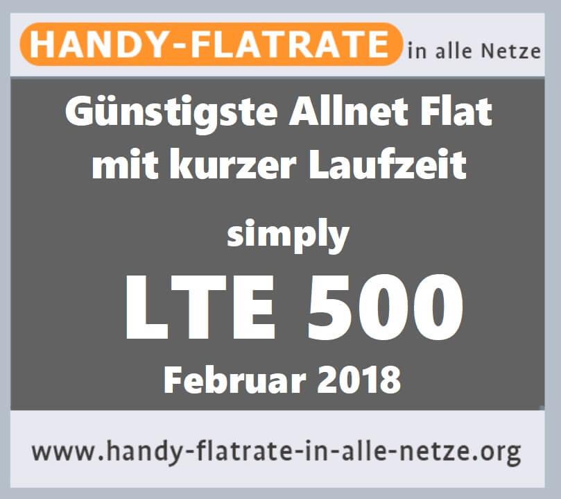 LTE 500 - Handy-Flatrate-in-alle-Netze.org