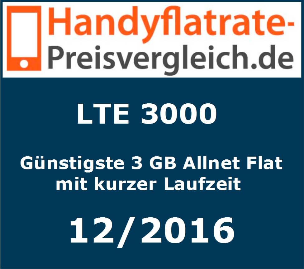 LTE 3000 - Handyflatrate-Preisvergleich.de