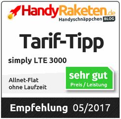 LTE 3000 - HandyRaketen.de