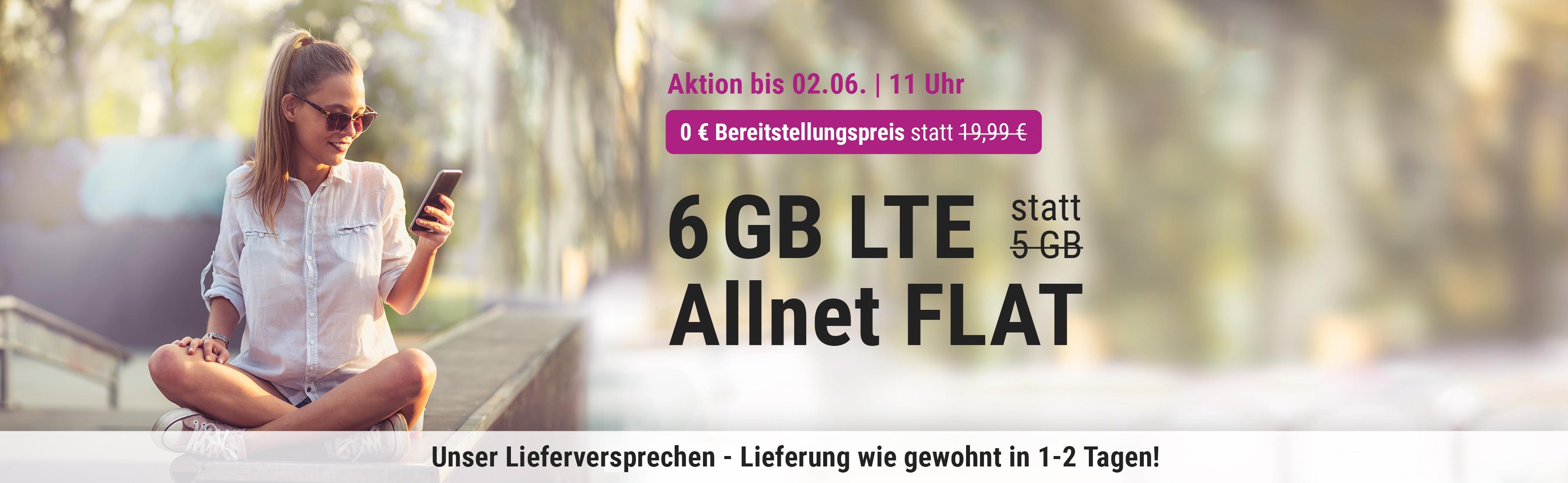Unfassbar günstige Allnet-Flats mit LTE-Highspeed