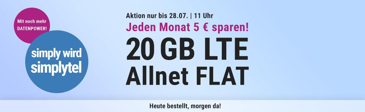 v12204 simply Startseite Header Aktion 20GB