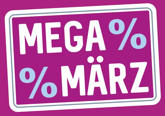 Mega März