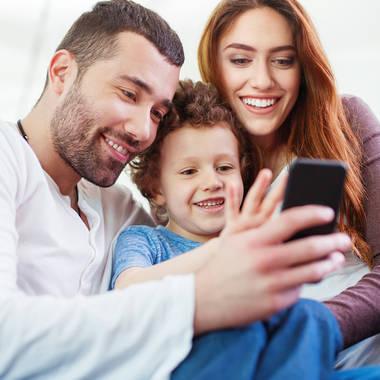 Familientarife mit Handy
