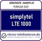 Günstigste Handyflat LTE 1000 - clever-telefonieren.de