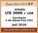 LTE 3000 + 1 GB - allnet-flat-vergleich-24.de