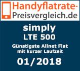 LTE 500 Aktion - Handyflatrate-Preisvergleich.de