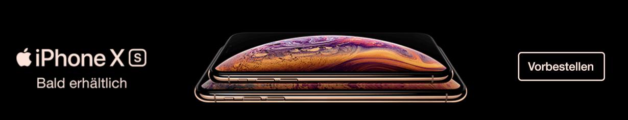 Apple iPhone Xs - bald erhältlich